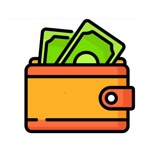 افزایش اعتبار کیف پول شما